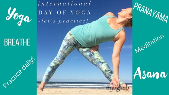 International Day of Yoga 2016
